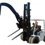 Clamp Pipa Forklift Hydraulic