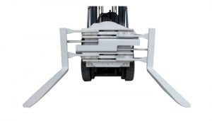 Clamping Fork Non-Sideshifting Forklift