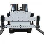 Forklift Bin Rotator