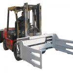 2.2ton Bale Clamp kanggo Forklift 3ton
