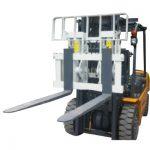 Garpu Forklift Hydraulic Hinged Forklift