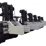 2.7 Gendhing Clamp Clk Forklift Bale