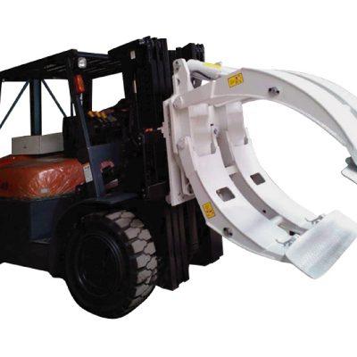 Kelas 2 Clamp Forklift Gulung Kertas Rolling Kertas