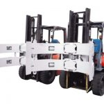 Hydraulic Forklift 25f Parts Clamp Clamp Parts Digunakake Ing Papan Gypsum