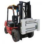 Clamping tanpa lengen Clamps kanggo Forklift