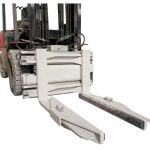Clamp Blok Hidrolik Forklift Attachment
