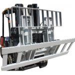 Hinged Garpu kanggo Forklift