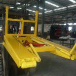 Hydraulic Forklift Gar Sample Bin Tipper