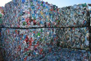 Pengemasan sampah
