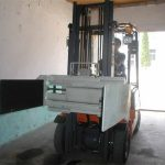 Clamp Multi-Tujuan Forklift